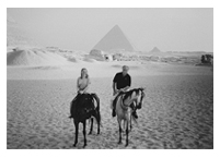Jon and Vicki Moore - Egypt
